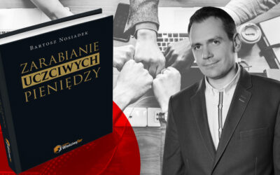 10 krótkich pytań do Bartosza Nosiadka o drogę do wolności finansowej
