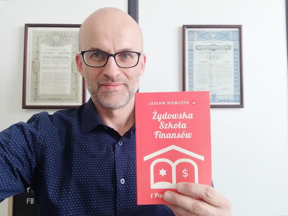 """Dla kogo moja książka """"Żydowska szkoła finansów i przedsiębiorczości""""?"""