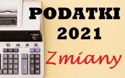 #PODATKI: Od 2021 nowe rozwiązania podatkowe. Sprawdź, czy skorzystasz?