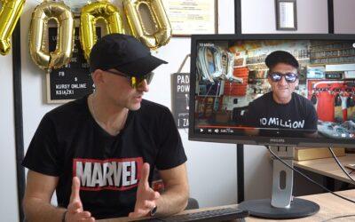 1000 subskrypcji na Youtube, czyli droga początkującego vlogera