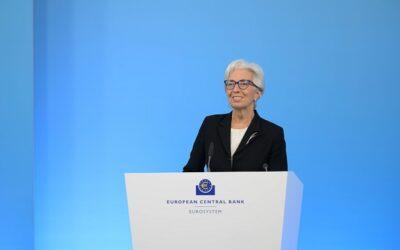 EBC modyfikuje strategię – z wciąż ekspansywną polityką w tle   Paweł Kowalewski