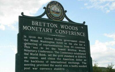 Bretton Woods – upadek systemu, narodziny systemu | P. Kowalewski