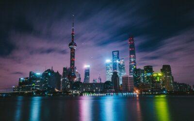 Chińska gospodarka na półmetku   Ewa Cieślik